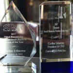 2017 US SBA Awards Ceremony